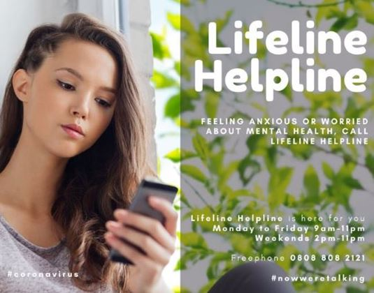 Lifeline Helpline